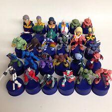 Pepsi Bottle Cap Collection Mini Figure Gundam 30 pcs Set Import Japan