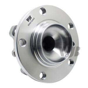 Wheel Bearing and Hub Assembly-FWD Rear WJB WA512543