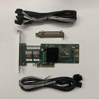 IBM M1015 9220-8I 6GB SAS2 SATA3 PCI-e RAID Controller Card+8087 to sata=9211-8