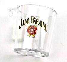 JIM BEAM EE.UU. Plástico Vidrio Stamper Vaso para Chupitos de Shot CRISTAL