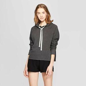 Women's Fleece Lounge Hoodie Sweatshirt Juniors - Colsie