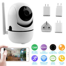 Full HD Security Wireless Smart IP Camera Wifi Voice Audio Indoor Monitor Cams