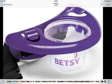 Brand New  Betsy Plastic Paint Pot holder, Belt and Pot Re-useable Free Postage