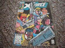 X-Force #22 (1992 Series) Marvel Comics VF/NM