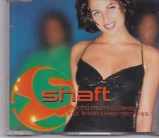 Shaft-Mucho Mambo Sway Promo cd maxi single 5 tracks