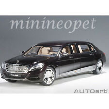 AUTOart 76299 MERCEDES BENZ MAYBACH S 600 PULLMAN LIMO 1/18 DARK RED METALLIC