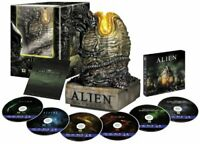 Alien Anthology Blu-ray Collector's BOX (alien with egg) Bluray