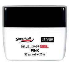 SuperNail LED/UV Builder Gel Pink 56g / 2oz - 51605