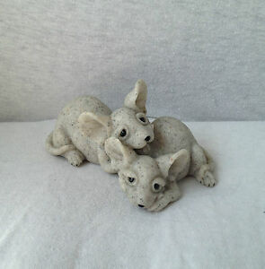 Quarry Critters Merlin and Martini..Mice Figurine..BN ...Unboxed