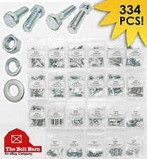 Grade 5 Bolts, Nuts, & Washers 1/4