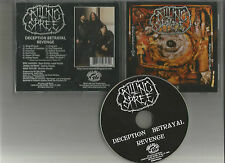 KILLING SPREE - Deception betrayal revenge CD RARE THRASH METAL 2005 Indie press