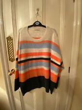 Tu striped jumper size 22