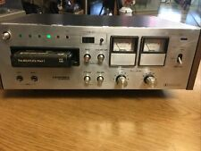Centrex by Pioneer Rh-65 Silver Face vintage stereo 8-track tape player recorder