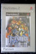 PS2 : TIMESPLITTERS - Nuovo, sigillato, ITA ! Azione arcade fluida e veloce !