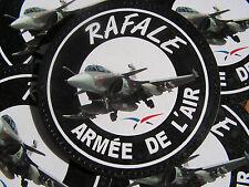 SNAKE PATCH PVC - RAFALE - Armée de l'air FRENCH AIR FORCE BA pilote VOL avion