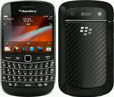BLACKBERRY BOLD 9900 BLACK BRAND NEW BOXED SEALED MOBILE PHONE UNLOCKED SIM FREE