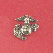 USMC / Marine EGA Tack/Pin Modern Sterling Silver (#13)
