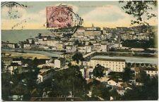 1907 Ventimiglia panorama città antica città mare palazzi Paris FP COL VG