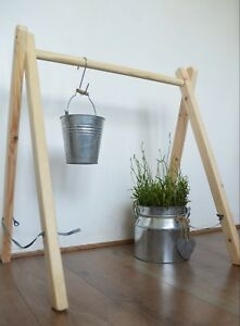Handmade, Mini Clothes Rack, Clothes Rail, Great for Open Markets !!