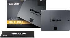 "HARD DISK  STATO SOLIDO SSD Samsung 860 QVO 1000GB 1TB SATA 3 2,5"" MZ-76Q1T0BW"