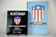 Marvel First Avenger 1940's Captain America Shield 1:6 Scaled Replica Loot Crate
