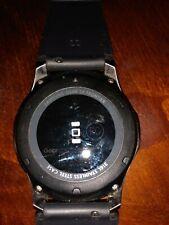 Samsung SASM-R760NDAAXAR Gear S3 Frontier 46mm Smartwatch - Dark Grey