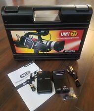 Samson UM1/77 Micro Diversity Wireless System for video - Ch N3