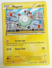 Carte Pokémon N°42/135 Magneti N&B Tempête Plasma VF