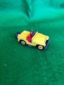 "Vintage Lesney ""Matchbox"" Series No. 72 Jeep"