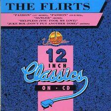 The Flirts - Passion / Danger / Helpless / Juke Box [New CD] Canada - Import