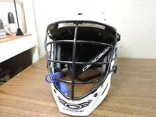 Cascade R Lacrosse Helmet White