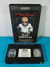 PELICULA VHS VINTAGE ESPAÑOL - ZONE TROOPERS