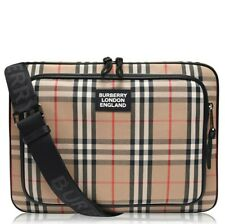 BURBERRY MARLON UNISEX SATCHEL BAG.