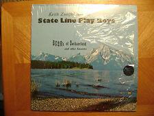 RADEX LP RECORD/KEITH ZWEIFEL/ ECHO'S OF SWITZERLAND/ IN SHRINK/ VG VINYL