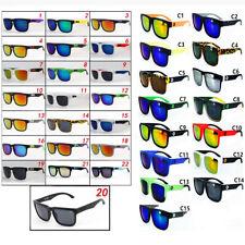 Hot SPY1 Retro Ken Block Clásico de Hombre Ciclismo Deportes Gafas de sol UV400 Gafas Lote