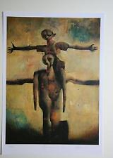 Dave Mckean Ltd S&N Narcolepsy Print: Father And Son