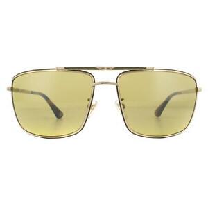 Police Sunglasses Origins 11 SPL965 02A8 Shiny Grey Gold Brown