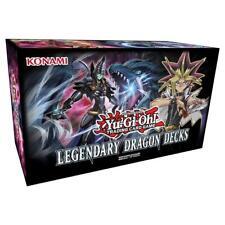 Yugioh Legendary Dragon Decks Set English TCG Game - 153 Cards 2day Ship