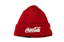 Coca-Cola New Era Woolly Beanie Hat