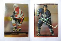 1999-00 UD Gold Reserve #169 Saprykin Oleg  young guns  seattle RC Rookie