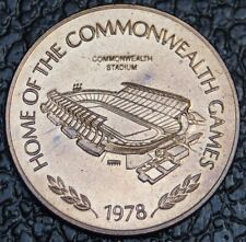 1978 HOME OF THE COMMONWEALTH GAMES - Edmonton Capital of Alberta Canada - NCC