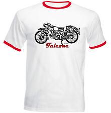 Moto Guzzi Falcone Inspiriert-NEU Baumwolle Tshirt-alle Größen auf Lager