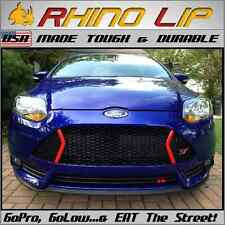 Ford Escort ZX2 Front Lower Bumper Valance Rubber Lip Splitter Chin Spoiler Trim