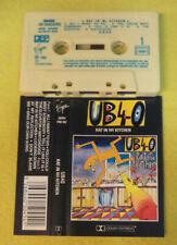 MC UB40 Rat in the kitchen 1986 VIRGIN 50454 PM 462 no cd lp dvd vhs