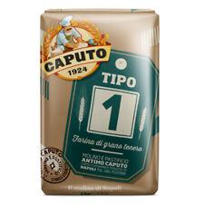FARINA CAPUTO TIPO 1 IMPASTO LUNGA LIEVITAZIONE GRANO TENERO PANE PIZZA 1KG