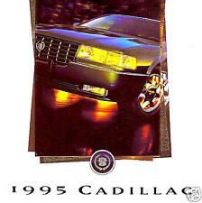 1995 CADILLAC MAC FLOPPY BROCHURE-DEVILLE-SEVILLE-ELDO