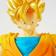 "2012 NEW Large New Dragon Ball Z Figure Super Goku SSG 17""High"