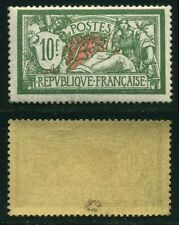 """FRANCE  STAMP TIMBRE N° 207  """" MERSON 10F VERT ET ROUGE """"   NEUF xx TTB SIGNE"""