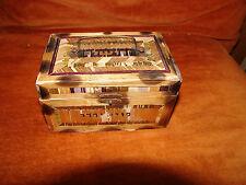 jewish judaica jerusalem palestine wood ethrog etrog box