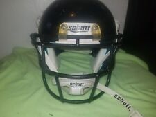 SCHUTT DNA HYBRID RECRUIT Football Helmet MEDIUM Black
